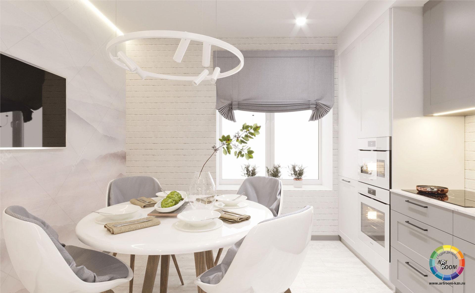 гостиная-кухня-10