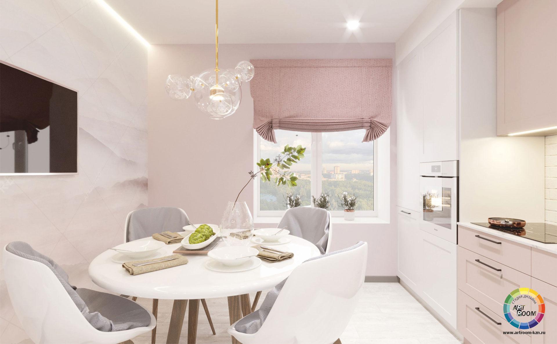 гостиная-кухня-11