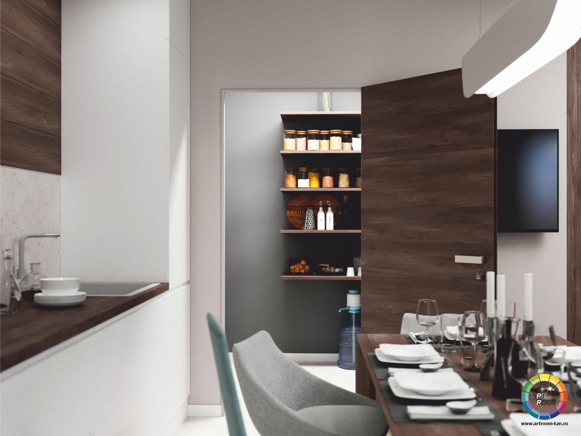 гостиная-кухня-5