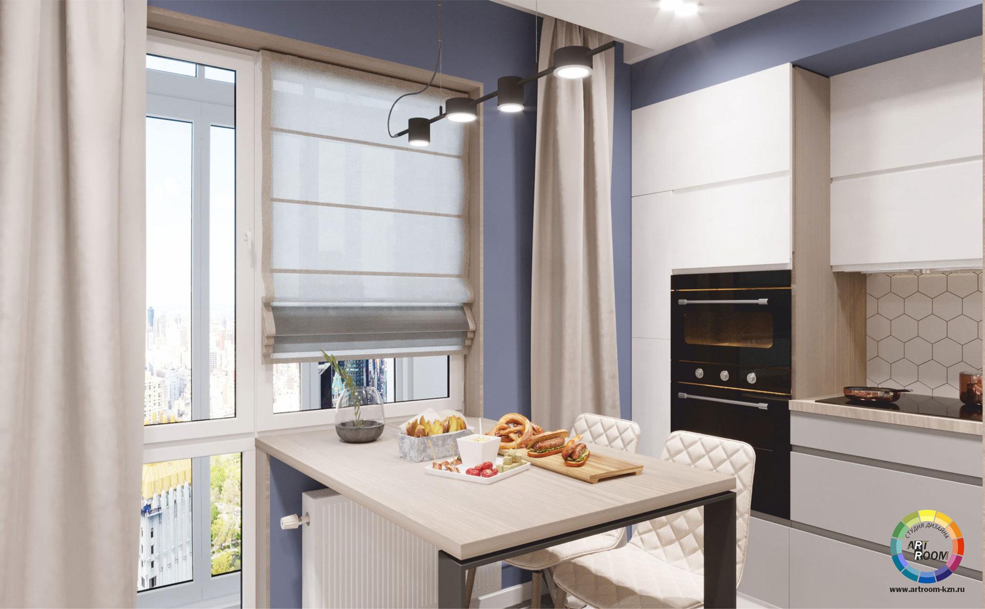 кухня-гостиная-4