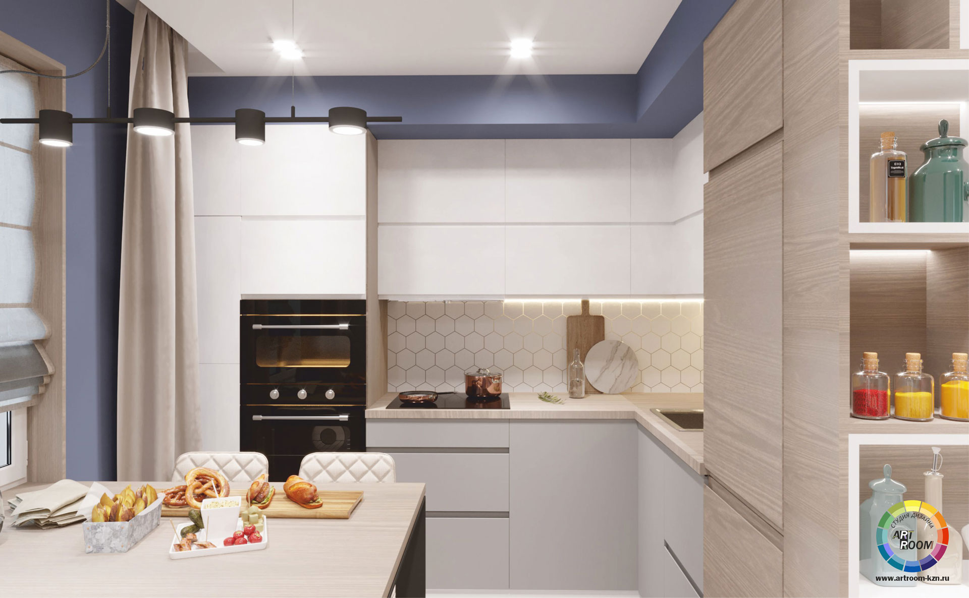 кухня-гостиная-5