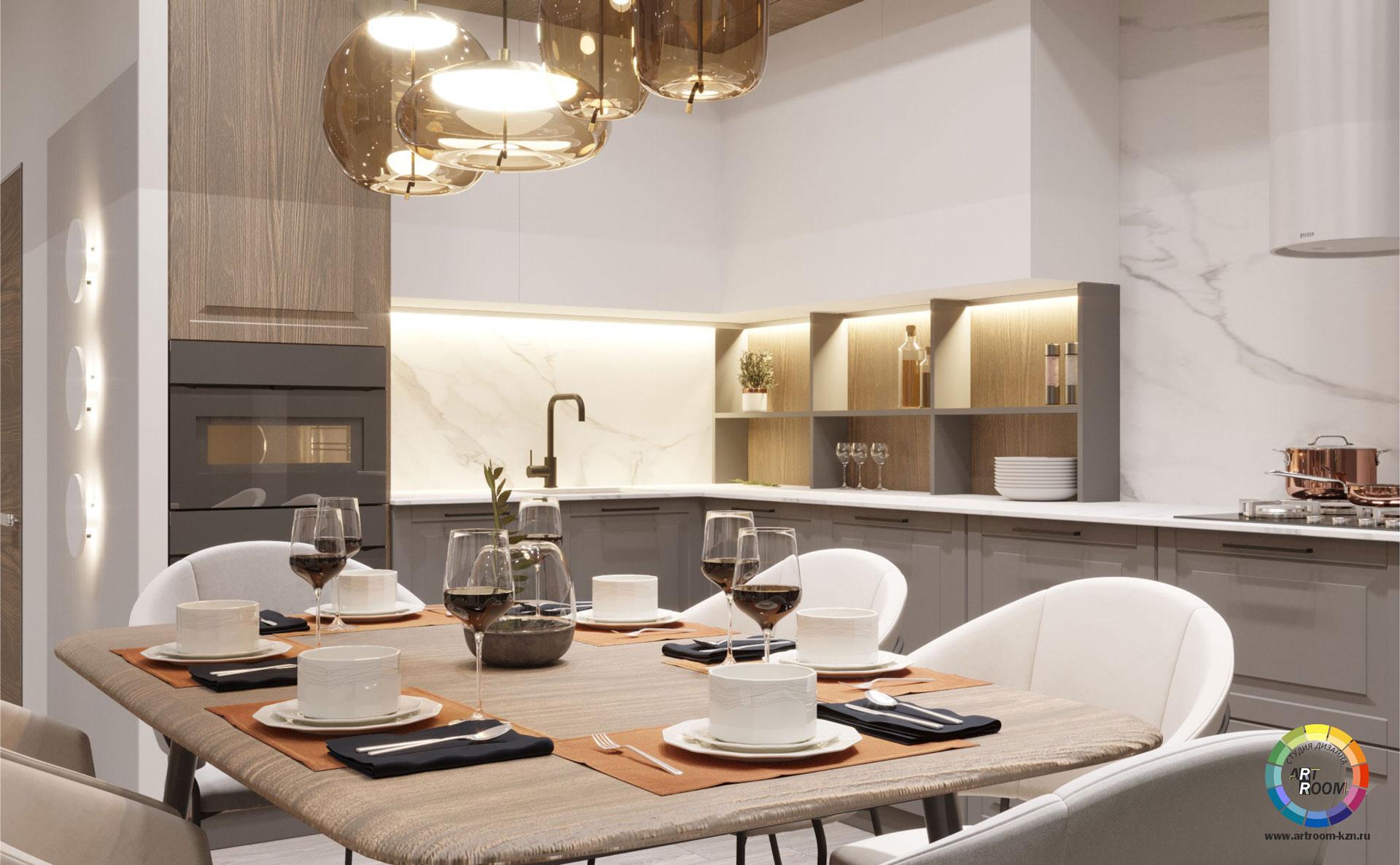 кухня-гостиная-6
