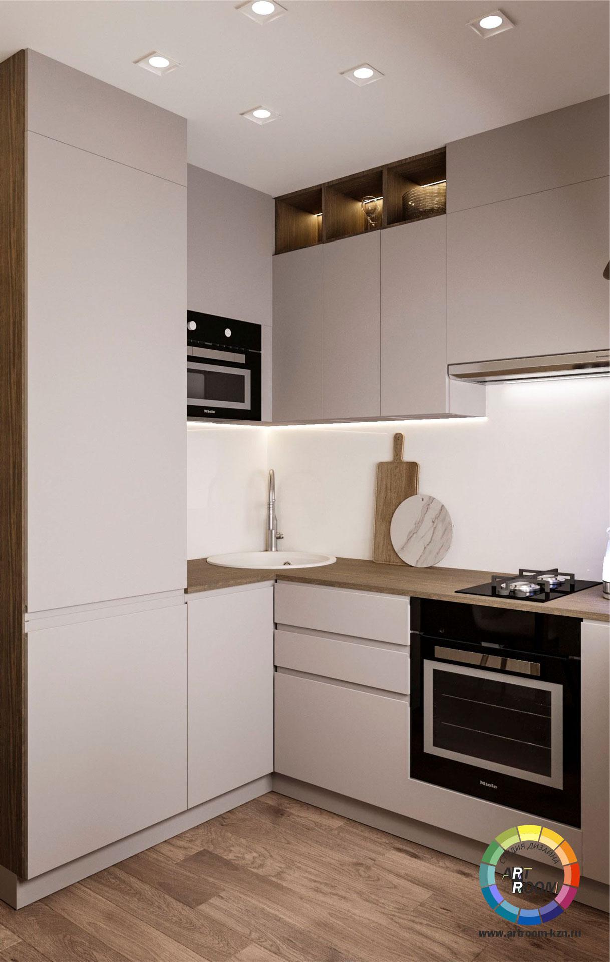 прихожая-кухня-5